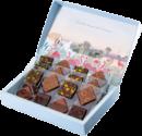 Les coffrets chocolats du chocolatier Frédéric Hawecker