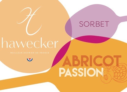 Sorbet passion-abricot
