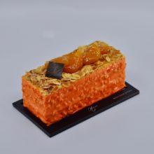 Cake abricot amande